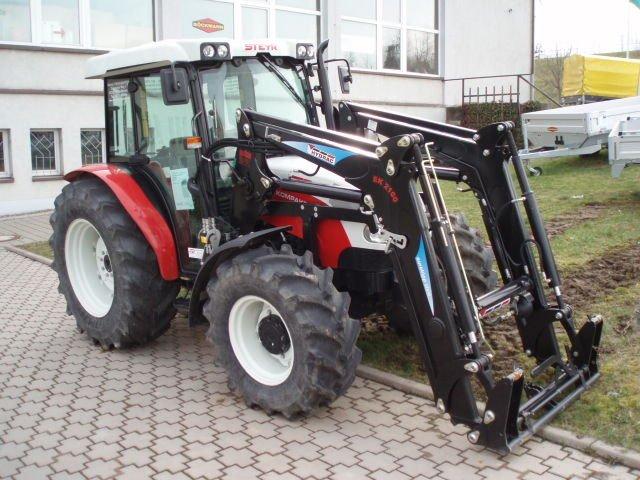 traktor steyr 375 kompakt. Black Bedroom Furniture Sets. Home Design Ideas