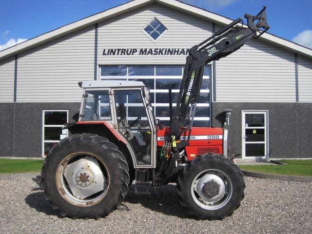 431 Massey Ferguson Tractor Parts : Tractor massey ferguson hiline med læsser