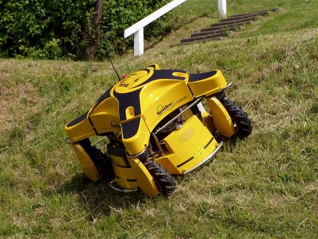 Riding Lawn Mower Sonstige Spider Ild 01 Technikboerse Com