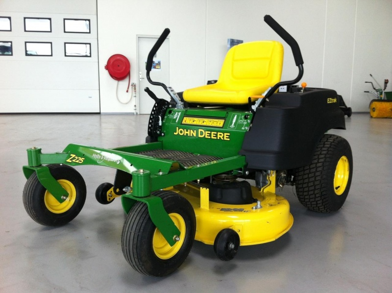 John deere Zero Turn z225 manual