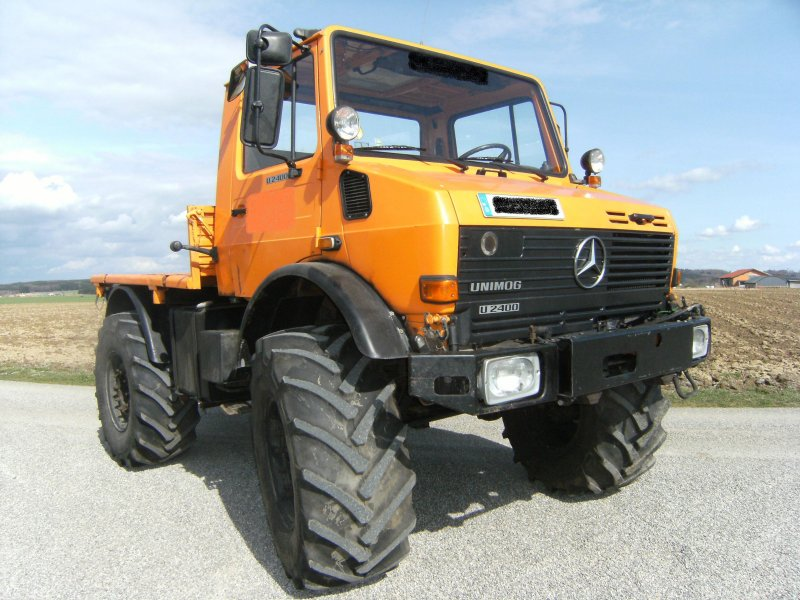 unimog mercedes benz unimog 2400 u 2400. Black Bedroom Furniture Sets. Home Design Ideas
