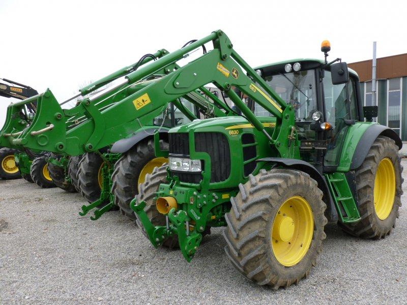 tracteur john deere 6630