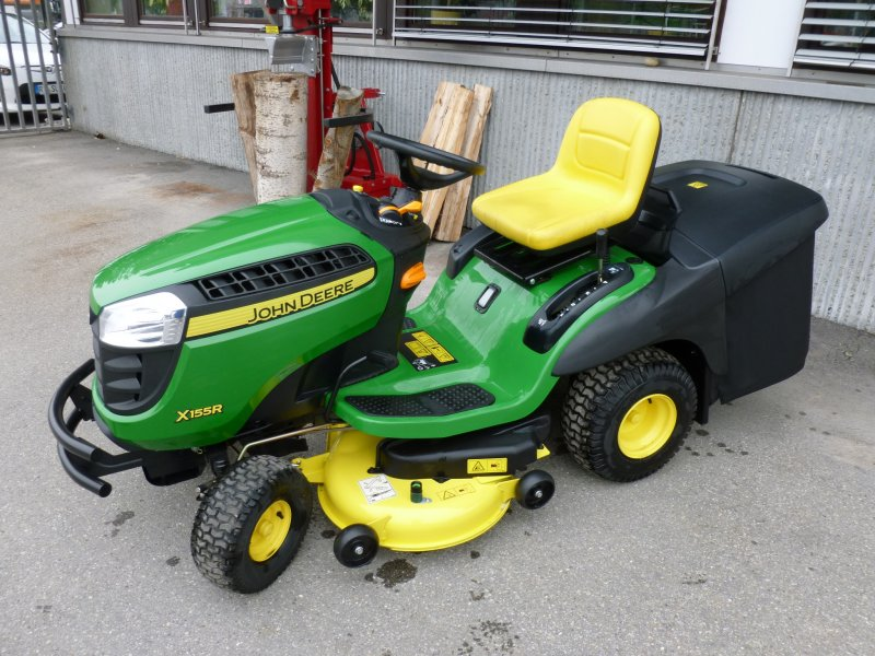 Tracteur tondeuse john deere x 155 r - Tracteur tondeuse john deere occasion ...