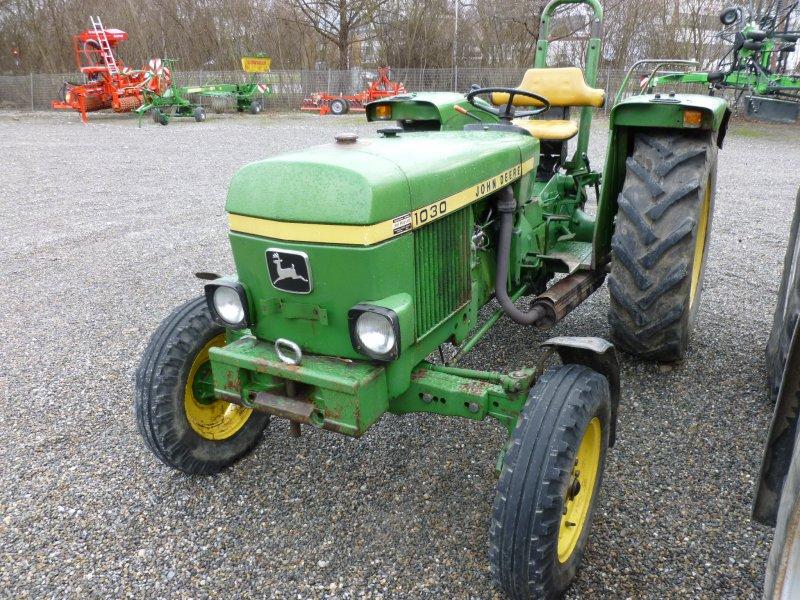 tracteur john deere 1030
