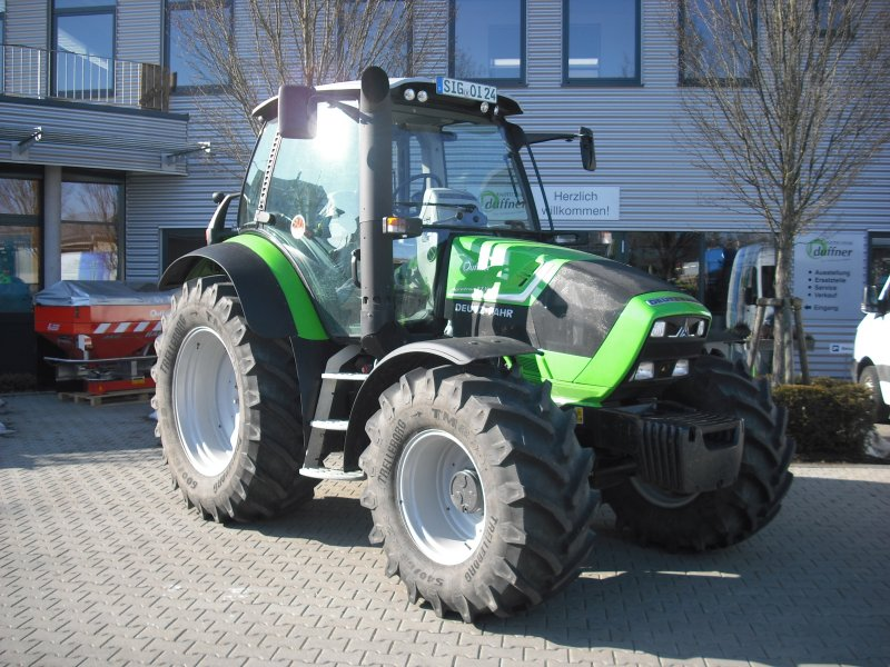 traktor deutz fahr agrotron ttv 420. Black Bedroom Furniture Sets. Home Design Ideas