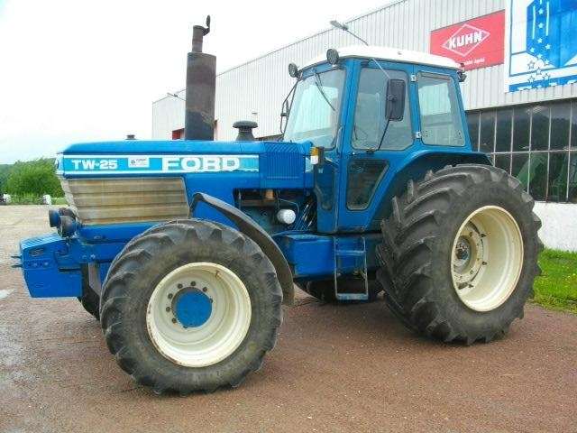 Ford Tw 35 Tractor Parts : Tractor ford tw technikboerse