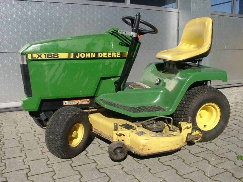 John Deere 178 Lawn Tractor : Download free software john deere lx manual