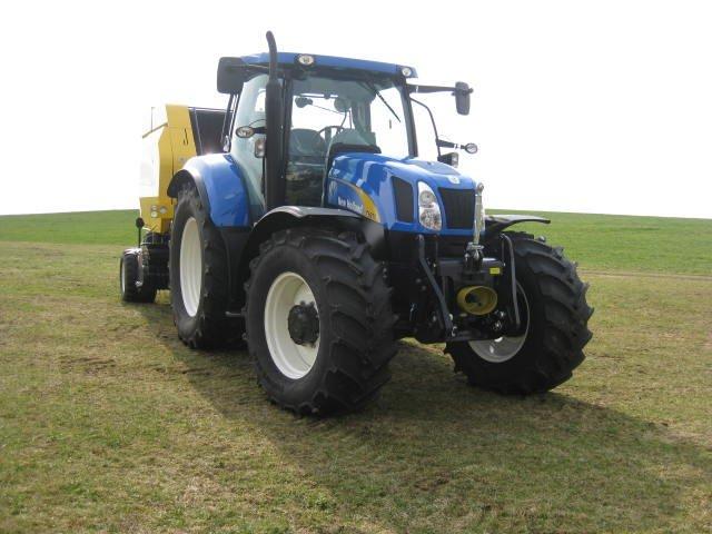 traktor new holland t6070. Black Bedroom Furniture Sets. Home Design Ideas