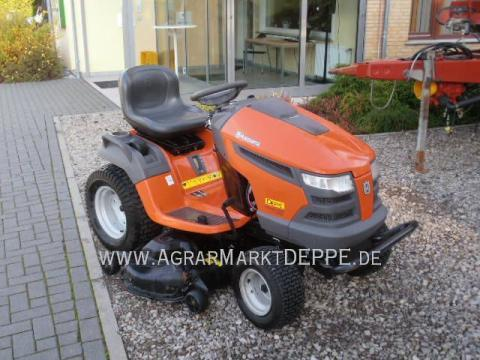 Second-hand machine Husqvarna GTH 260 Twin Lawn tractor - sold ...