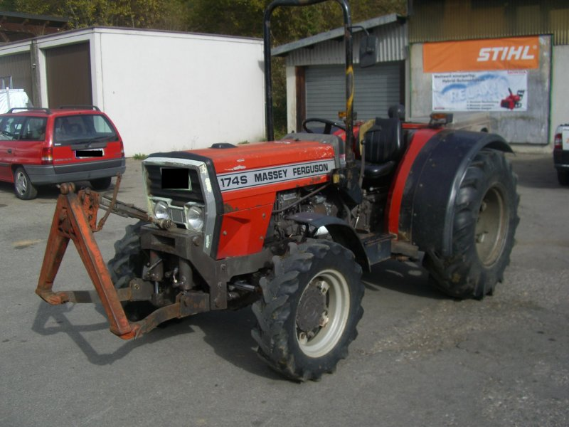 Orchard Tractor Massey Ferguson 50 : Orchard tractor massey ferguson mf as s