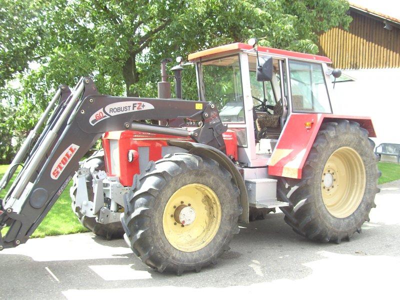 traktor schl ter 1350 tv6 ls. Black Bedroom Furniture Sets. Home Design Ideas