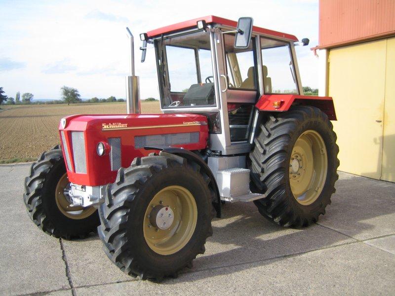 traktor schl ter compact 950 v6. Black Bedroom Furniture Sets. Home Design Ideas