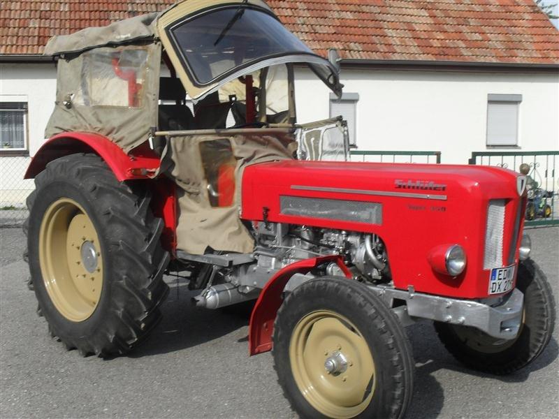 traktor schl ter super 550. Black Bedroom Furniture Sets. Home Design Ideas