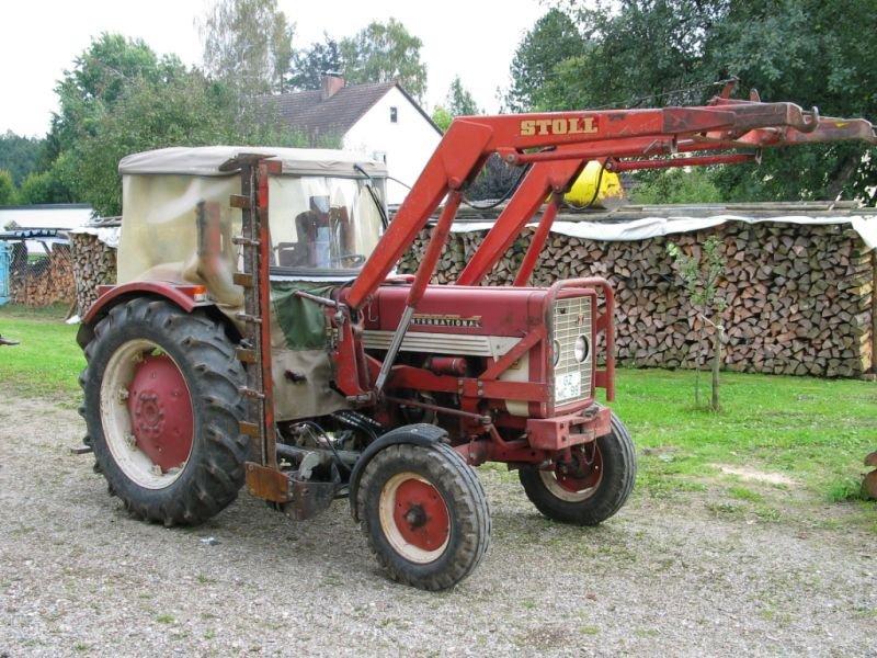 traktor mccormick 353. Black Bedroom Furniture Sets. Home Design Ideas