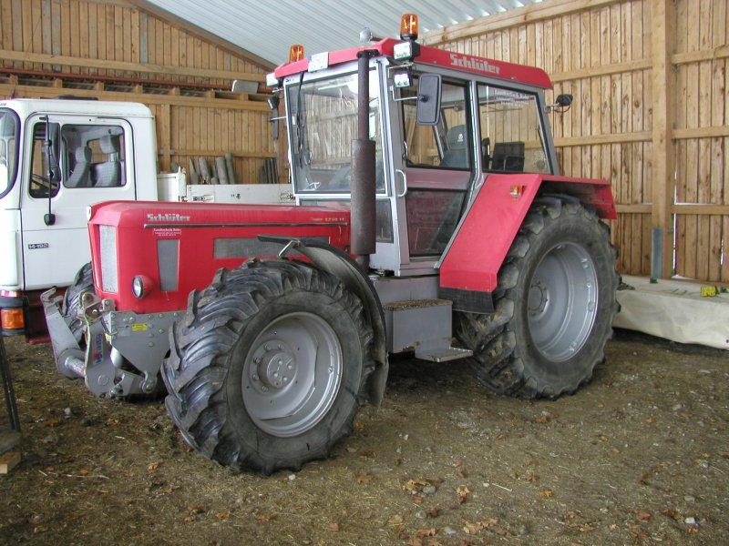 traktor schl ter super1250vl. Black Bedroom Furniture Sets. Home Design Ideas