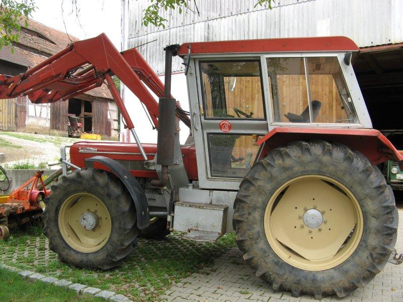 traktor schl ter 1250 vl. Black Bedroom Furniture Sets. Home Design Ideas