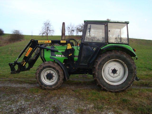 Traktor Deutz-Fahr DX 3.30 Allrad - technikboerse.com