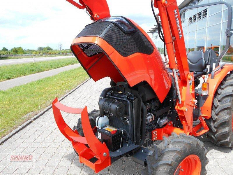 kubota kubota mk 5000 traktor 77767 appenweier. Black Bedroom Furniture Sets. Home Design Ideas