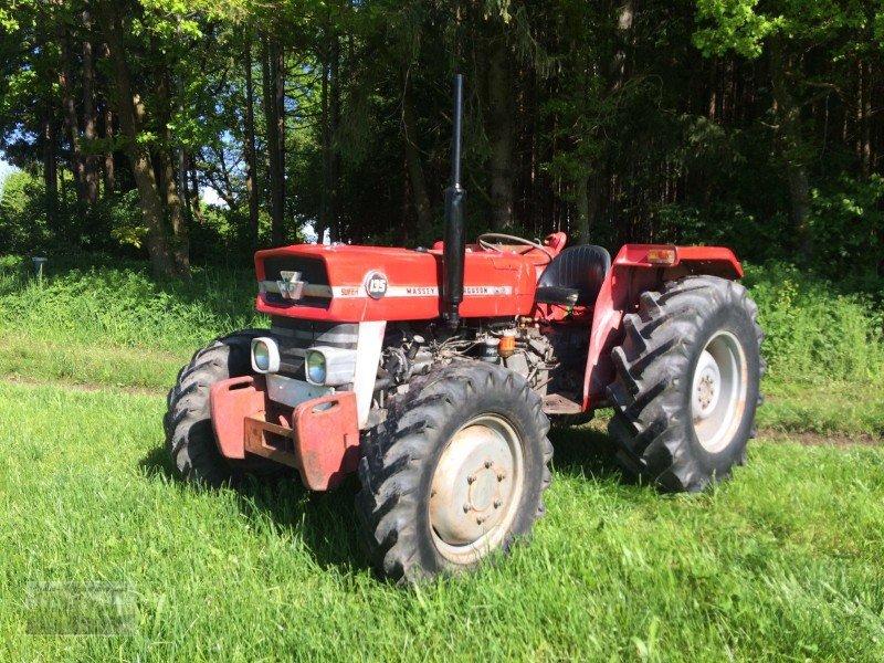 massey ferguson mf 135 allrad traktor. Black Bedroom Furniture Sets. Home Design Ideas