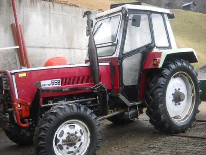 steyr steyr 50 plus allrad traktor. Black Bedroom Furniture Sets. Home Design Ideas