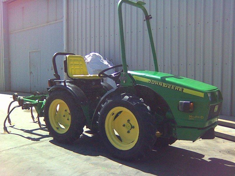 john deere milenio 20 articulado tractor viticultor  21003