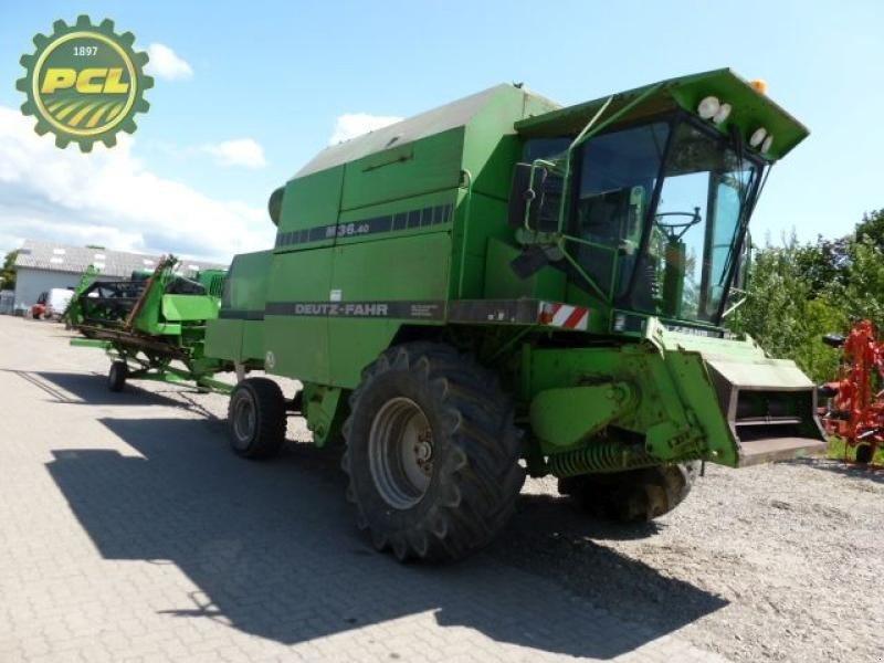 deutz fahr 3640 m u00e4hdrescher technikboerse com New Deutz Tractors Deutz-Fahr Agro XXL