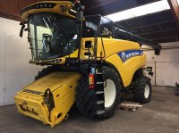 New Holland CR 8.90 SLH Mähdrescher