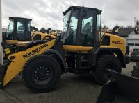 New Holland W 110D GUMMIHJULSL. Radlader