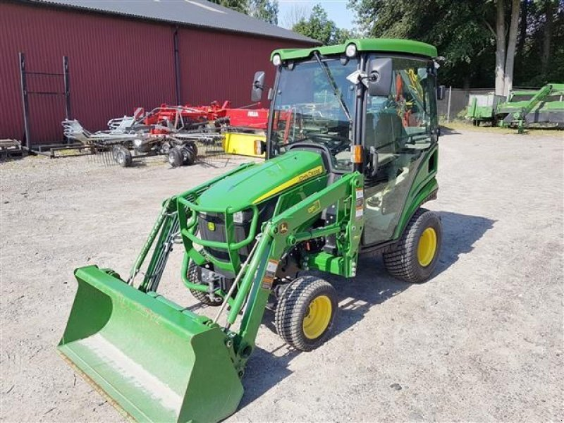 John Deere 1026r Attachments : John deere r equipment carrier kristianstad