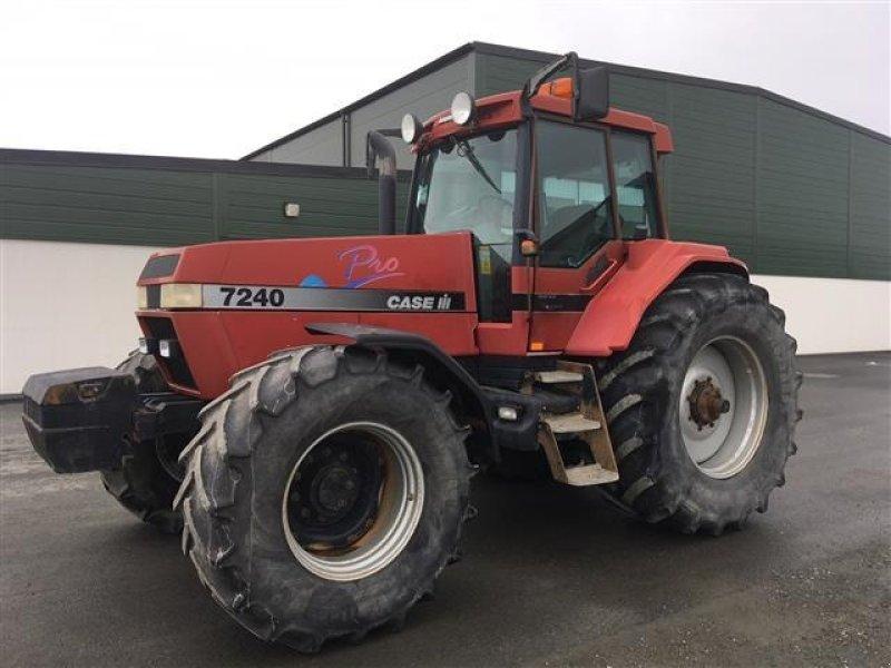 Traktor of the type Case IH 7240 PRO in Kristianstad (Picture 1)