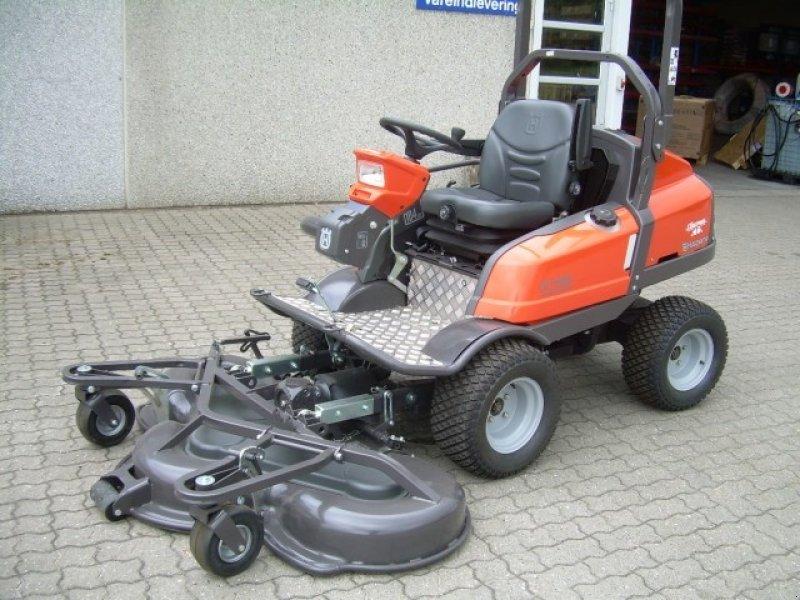 husqvarna rider pt26 tracteur tondeuse. Black Bedroom Furniture Sets. Home Design Ideas