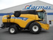 New Holland CX8060 SLH Moissonneuse-batteuse