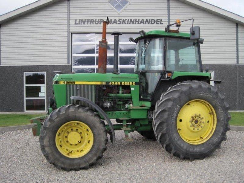 John Deere 4255 Velholdt Traktor - technikboerse.com