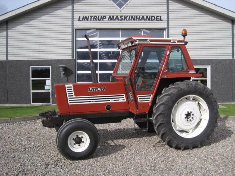 Fiat 980 stærk 2wd traktor Tractor - technikboerse.com