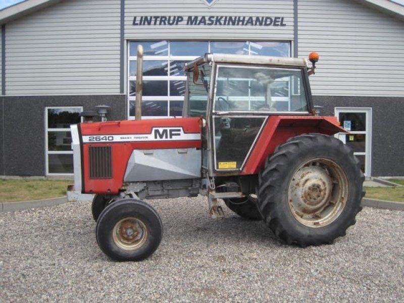 Massey Ferguson 2640 Traktor - technikboerse.com