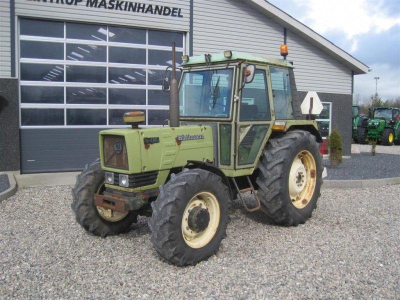h u00fcrlimann h 480 4 wd tracteur  6660 lintrup