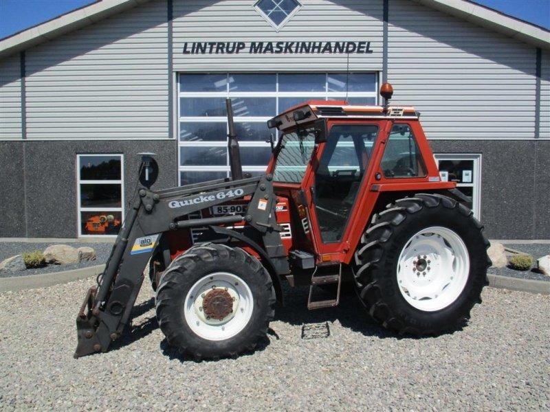 fiat 1000 traktor til salg