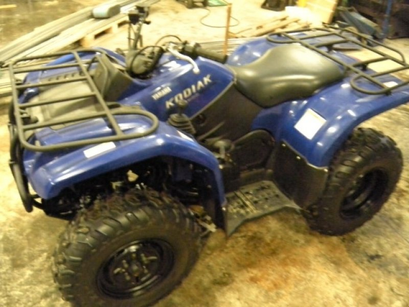 yamaha kodiak 400 ccm 2wd atv quad. Black Bedroom Furniture Sets. Home Design Ideas