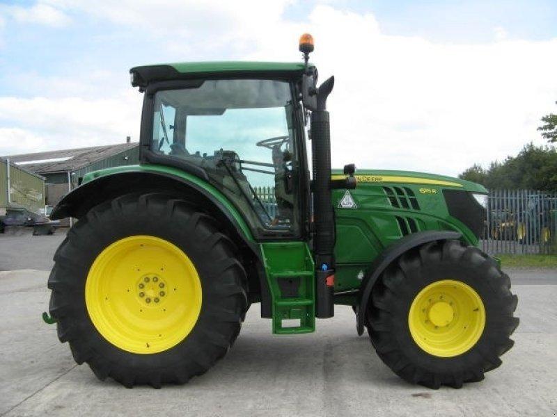 John Deere 6115R m/Eco-shift og krybegear Traktor, 6520 Toftlund - technikboerse.com