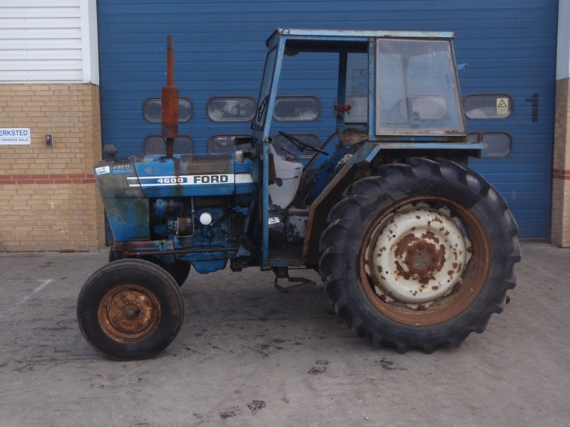 Ford 4600 Diesel Tractor Parts : Ford tractor data