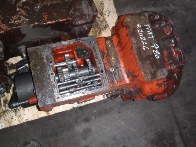 Tractor Fiat Partssteeringbox : Fiat gearkasse gearbox other tractor accessories