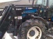 New Holland 8260 M.TRIMA 5,0P Traktor