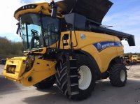 New Holland CR9.90 m/ 35 Fod Varifeed  Mähdrescher