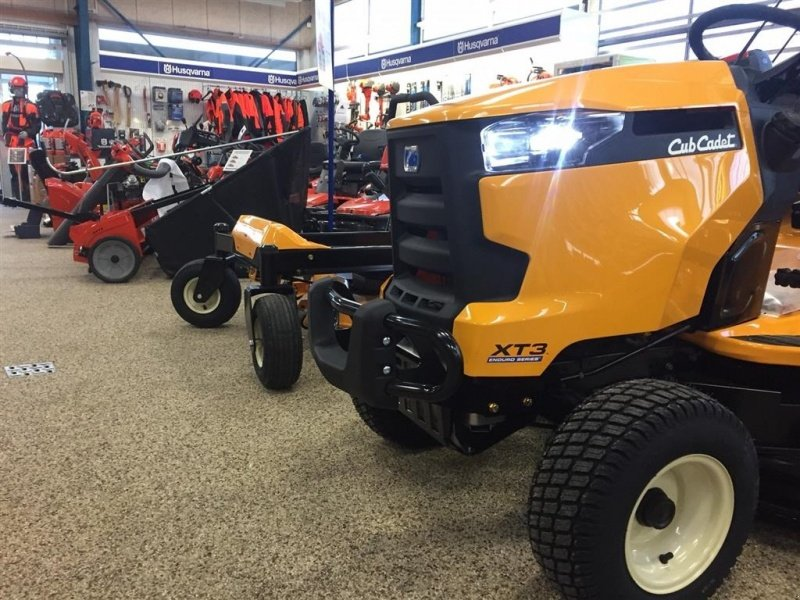 cub cadet xt3 127 cm tracteur