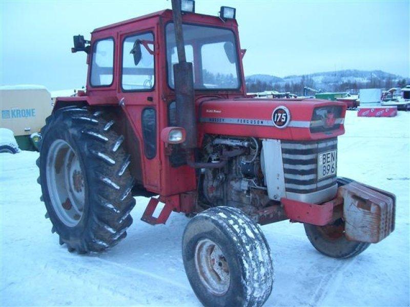 Massey Ferguson 175 Tractor Data : Used tractors and farm equipment technikboerse the