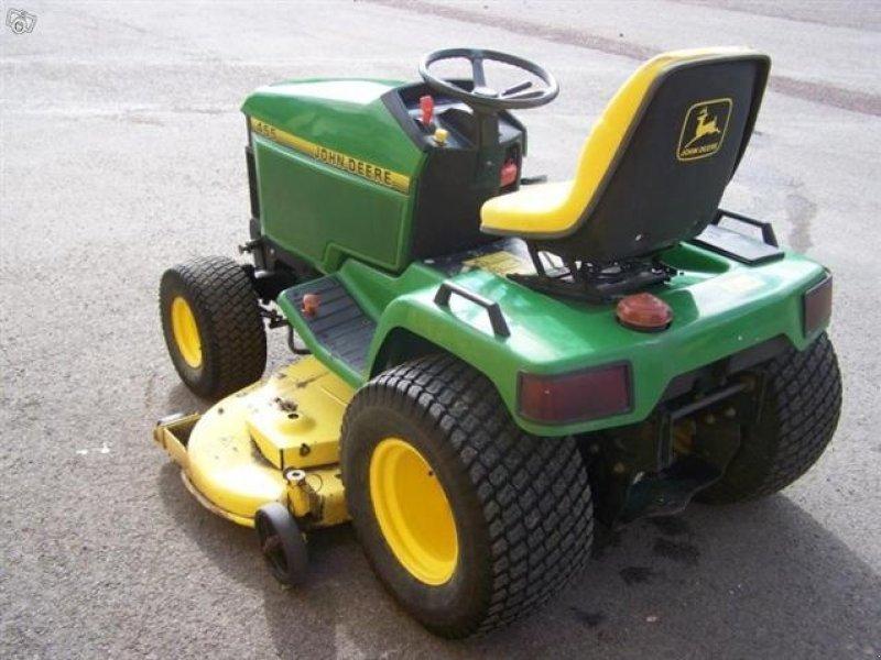 john deere 455 tracteur tondeuse. Black Bedroom Furniture Sets. Home Design Ideas