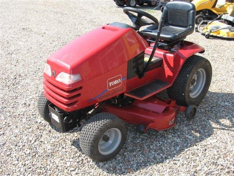 Toro wheel horse 417xt tracteur tondeuse - Tracteur tondeuse toro ...