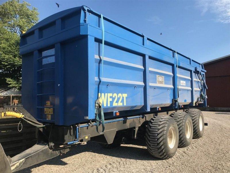 Sonstige WF22T 3 akslet Dumper, 4735 Mern