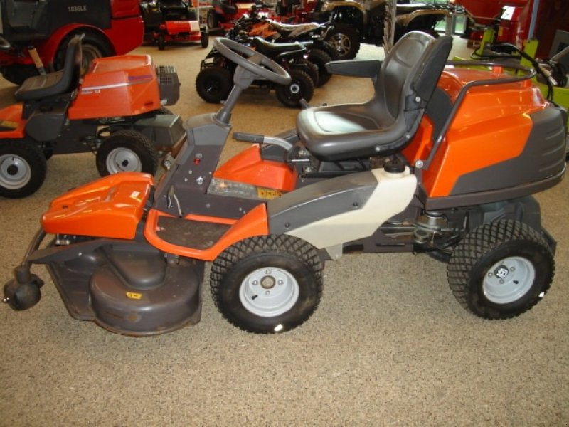 husqvarna r422ts awd 4x4 tracteur tondeuse. Black Bedroom Furniture Sets. Home Design Ideas