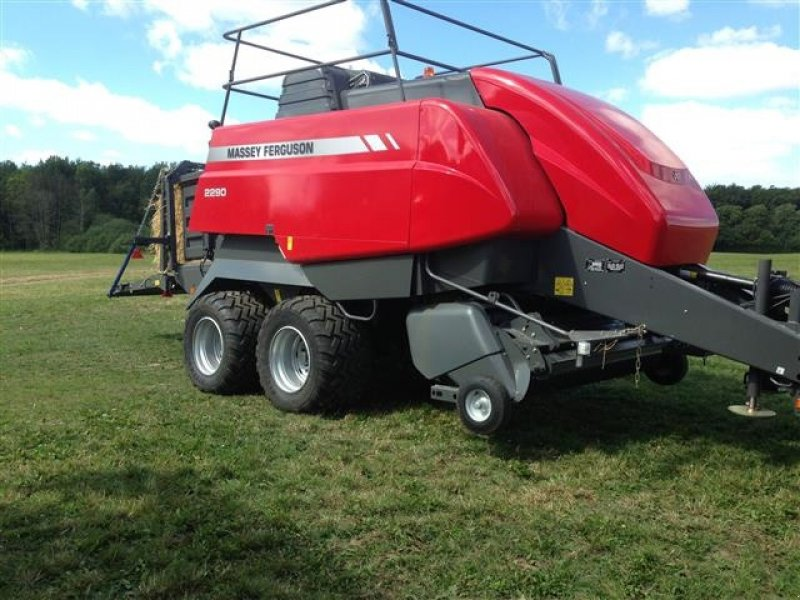 massey ferguson 2290 tp new model on stock presse  u00e0